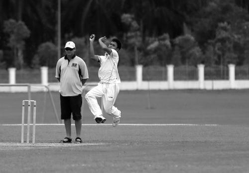 The Straits Cricket Tournament